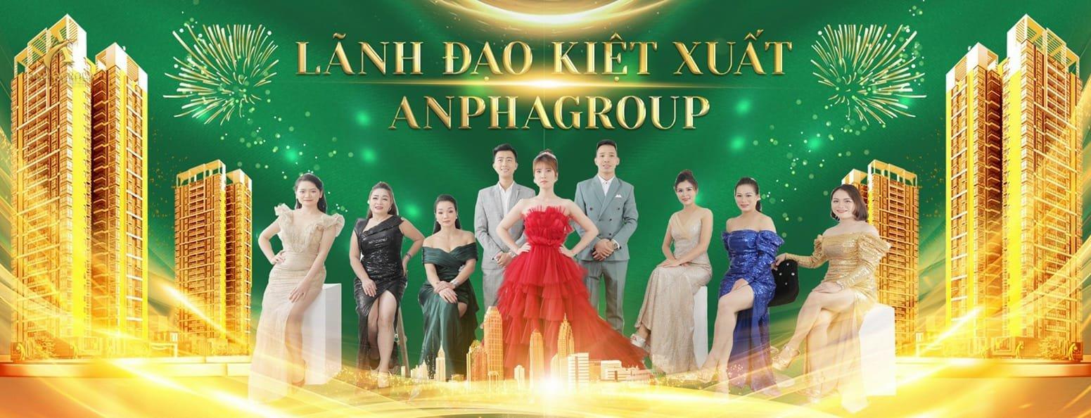 CEO Nguyễn Thị Thu Huyền và các lãnh đạo kiệt xuất của Anpha Group